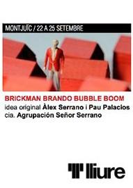 Brickman Brando Bubble Boom