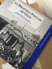 Biblioteca Popular de Valls. Cent anys, 1918-2018