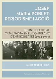 Josep Maria Poblet : periodisme i acció
